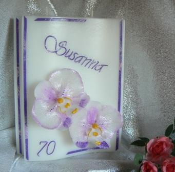 Geburtstag Orchideen