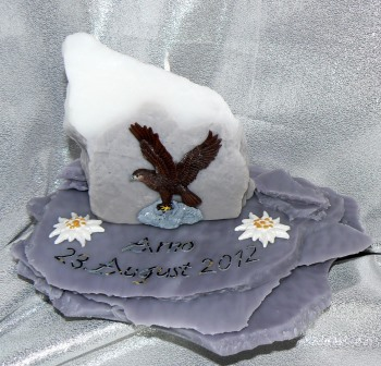 Sonderanfertigung Taufe Adler