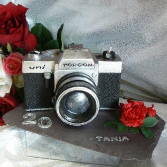 Sonderanfertigung Fotoapparat