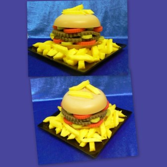 Sonderanfertigung Hamburger