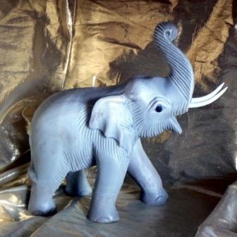 Elefant gross