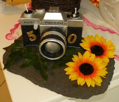 Geburtstag Fotoapparat