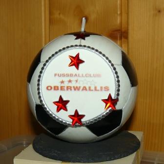 Geburtstag Fussball mit Logo