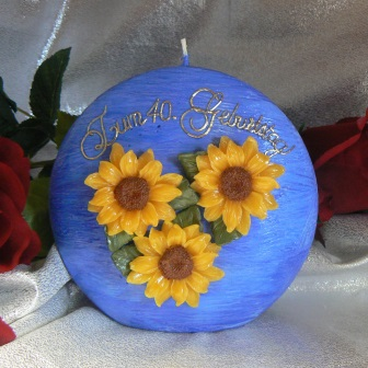 Geburtstag Sonnenblumen