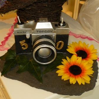 Fotoapparat Kerze